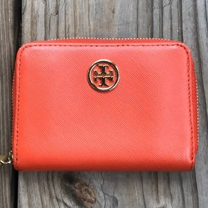 Tory Burch- Robinson Coin Case